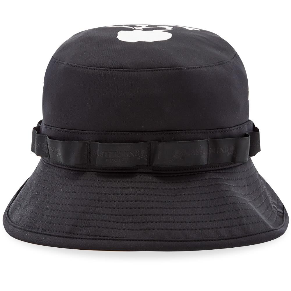 Mastermind World Printed Skull Hat