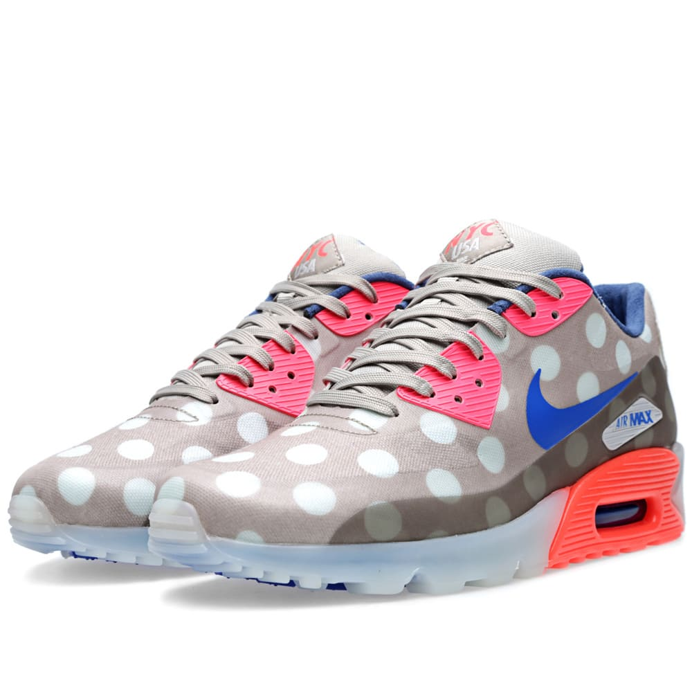 best loved 24e5b adfb4 Nike Air Max 90 ICE City QS  NYC  Classic Stone   END.
