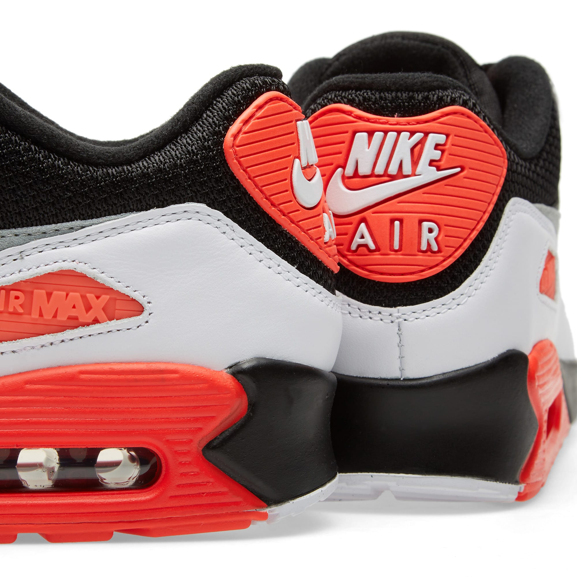 pretty nice 40fdc 88902 Nike Air Max 90 OG  Reverse Infrared  Black, Neutral   Dark Grey   END.