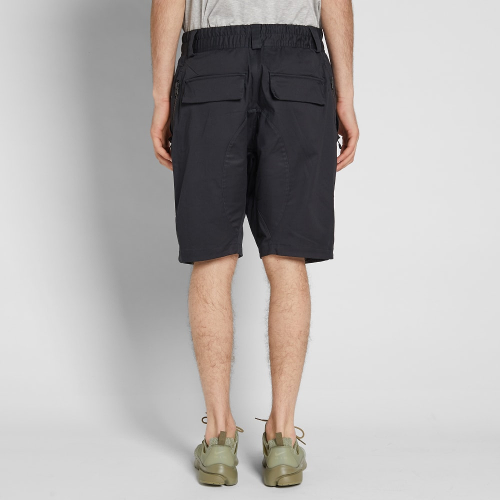 detailed look 43654 776b7 NikeLab ACG Cargo Shorts Black   END.