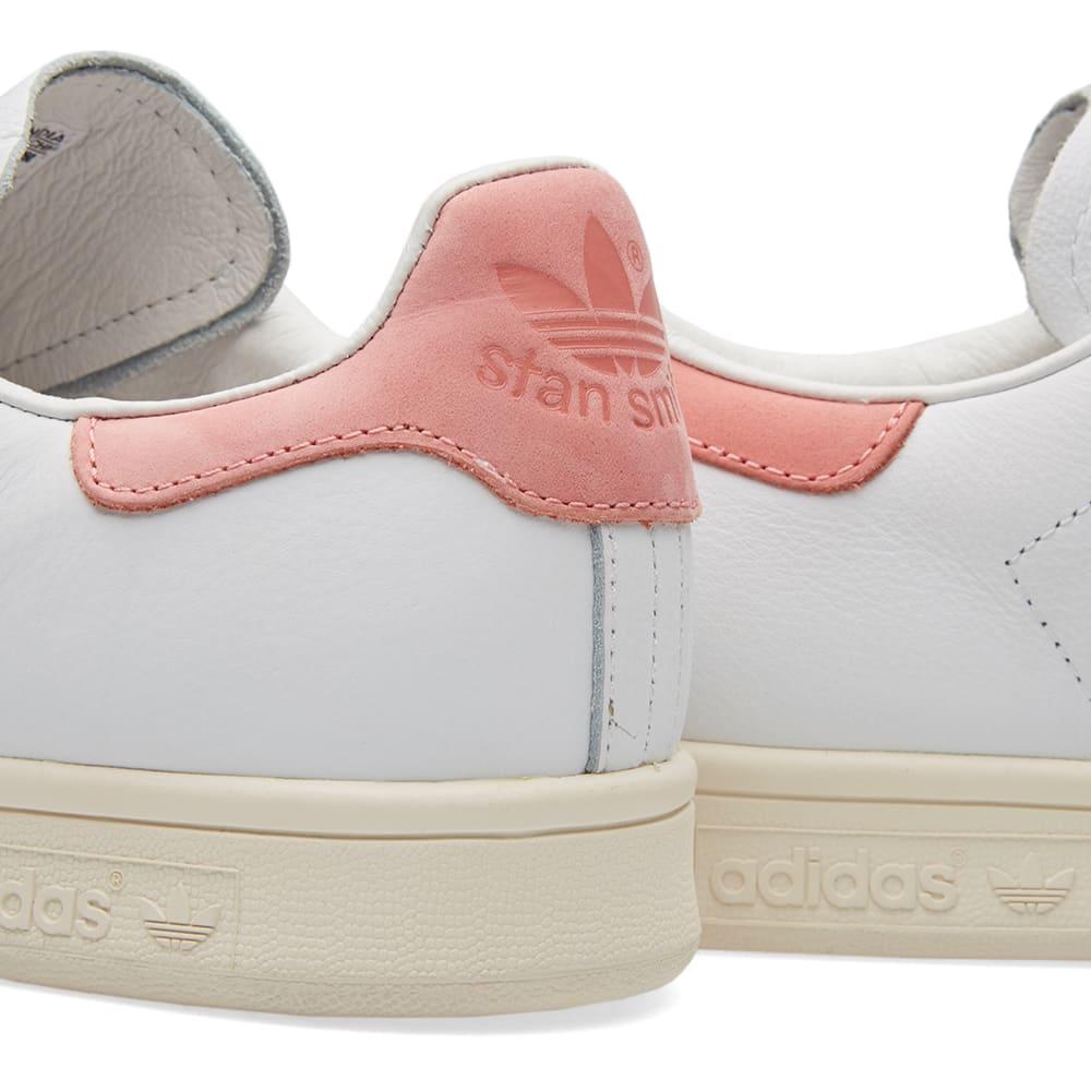 adidas pink stan smith