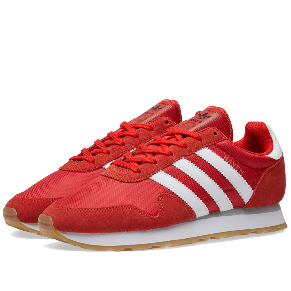 Adidas Haven (Red u0026 White)