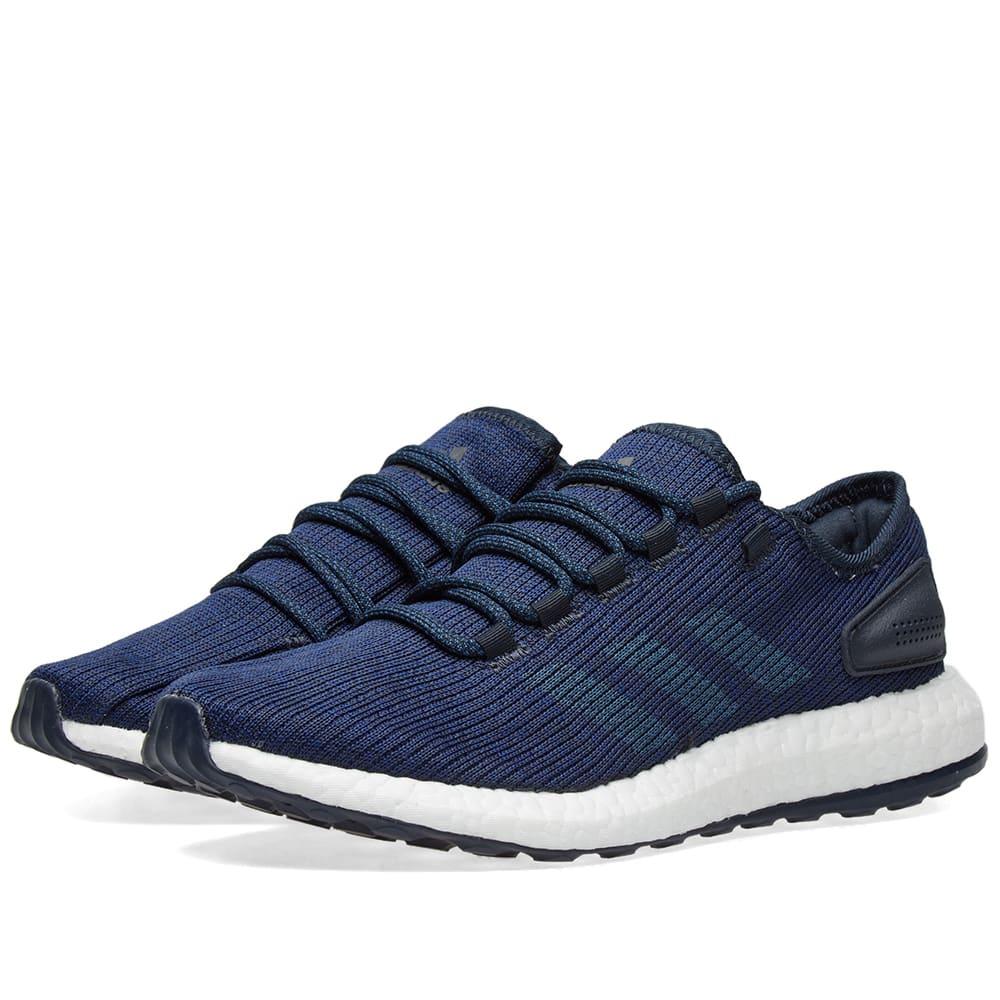 Adidas Pure Boost Night Navy \u0026 Blue | END.