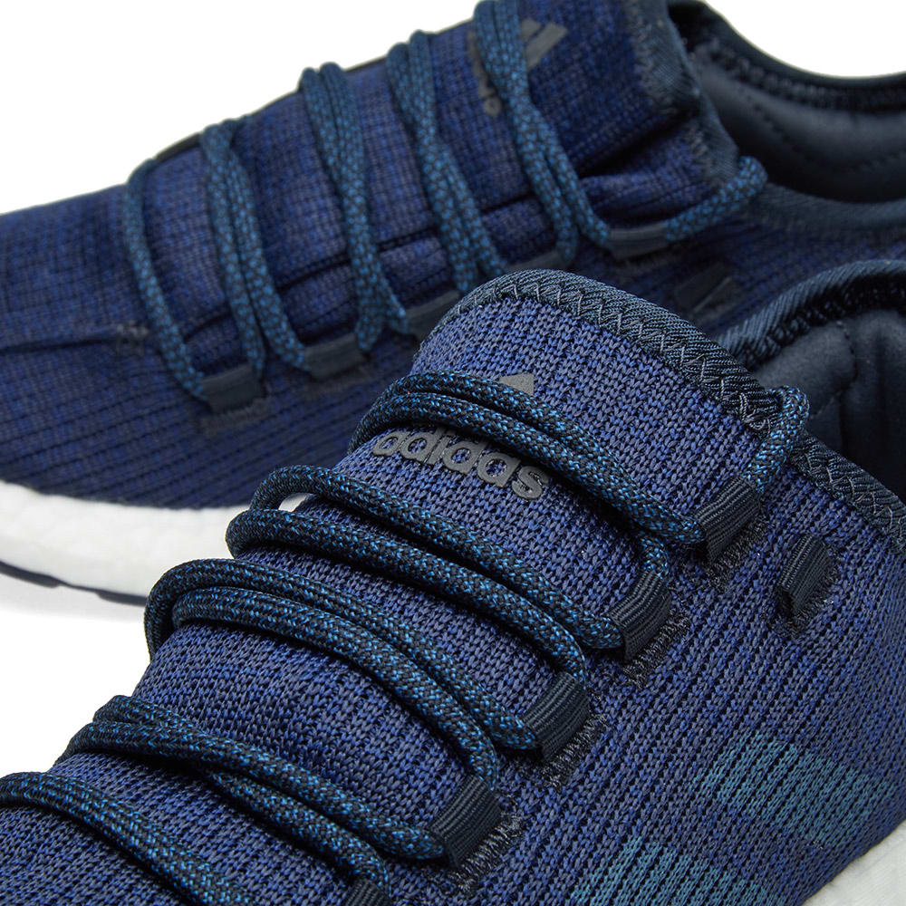 29eb10d05 Adidas Pure Boost Night Navy   Blue
