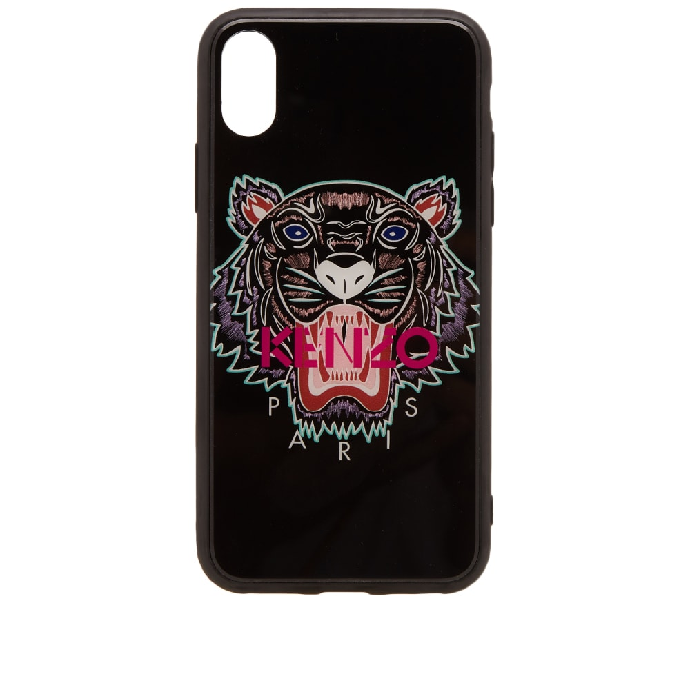 1d94a78073 Kenzo Acrylic Tiger iPhone X Case