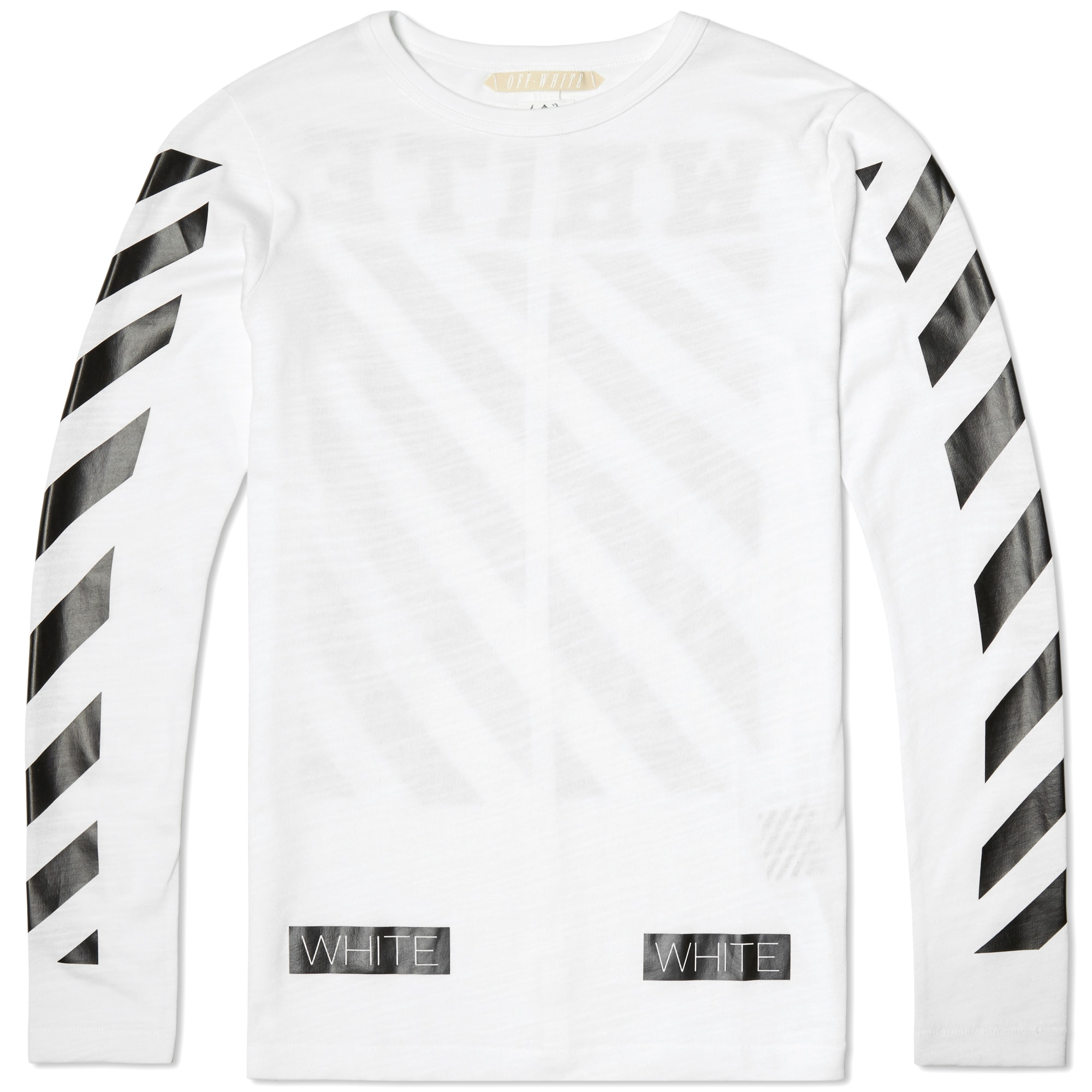 c86ded3d4 Off White T Shirt Long Sleeve - raveitsafe