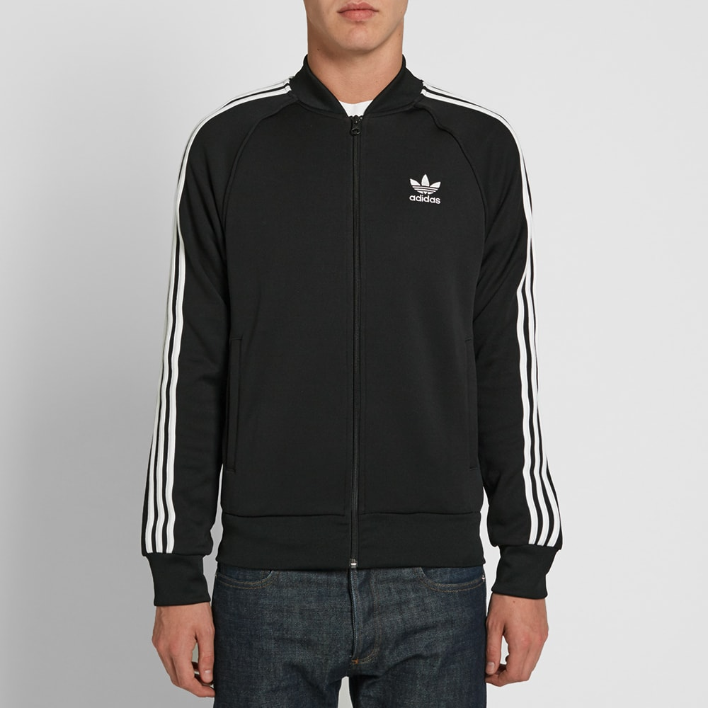 adidas Originals Boys' Superstar Track Jacket | Jackets