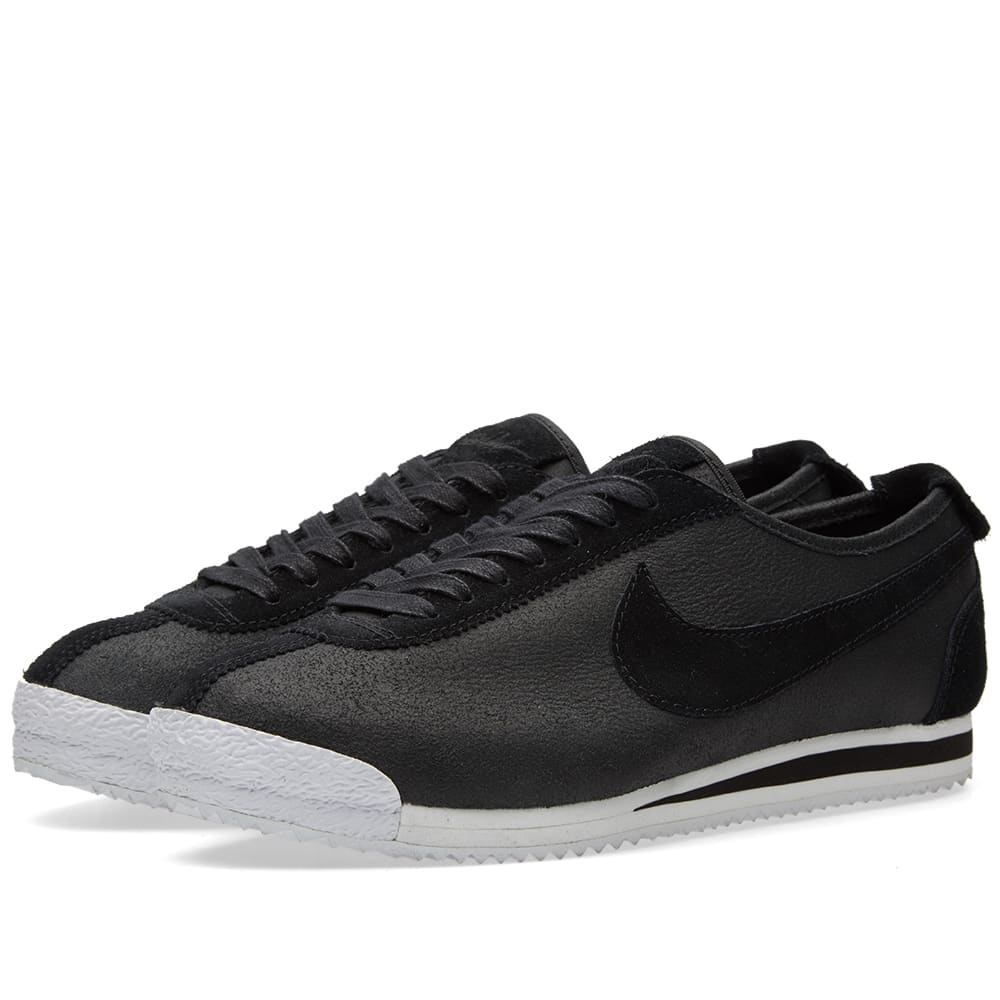 official photos 0ba43 7125e Nike Cortez  72 Black   Metallic Pewter   END.