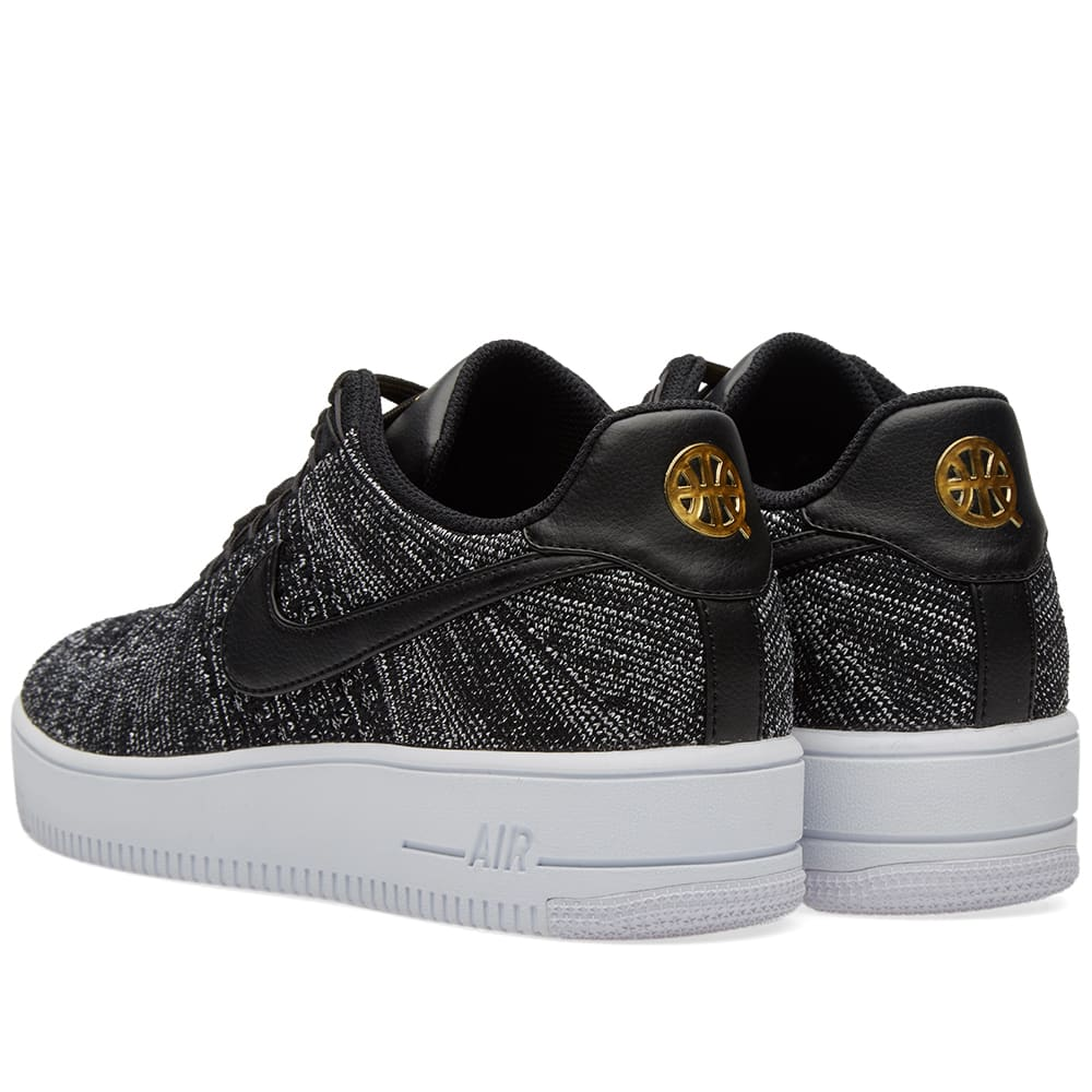 competitive price bb339 12370 Nike Air Force 1 Ultra Flyknit Low QS Black   White   END.