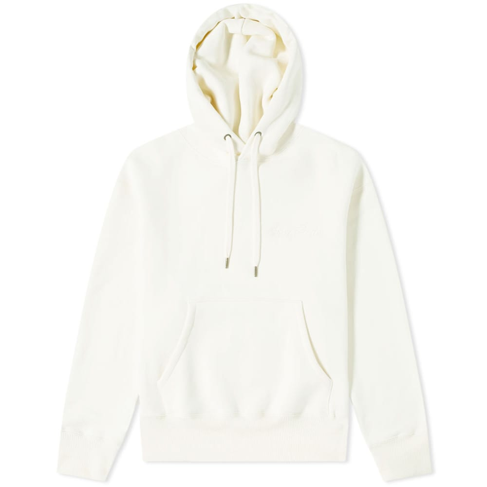Ami Embroidered Logo Hoody by Ami