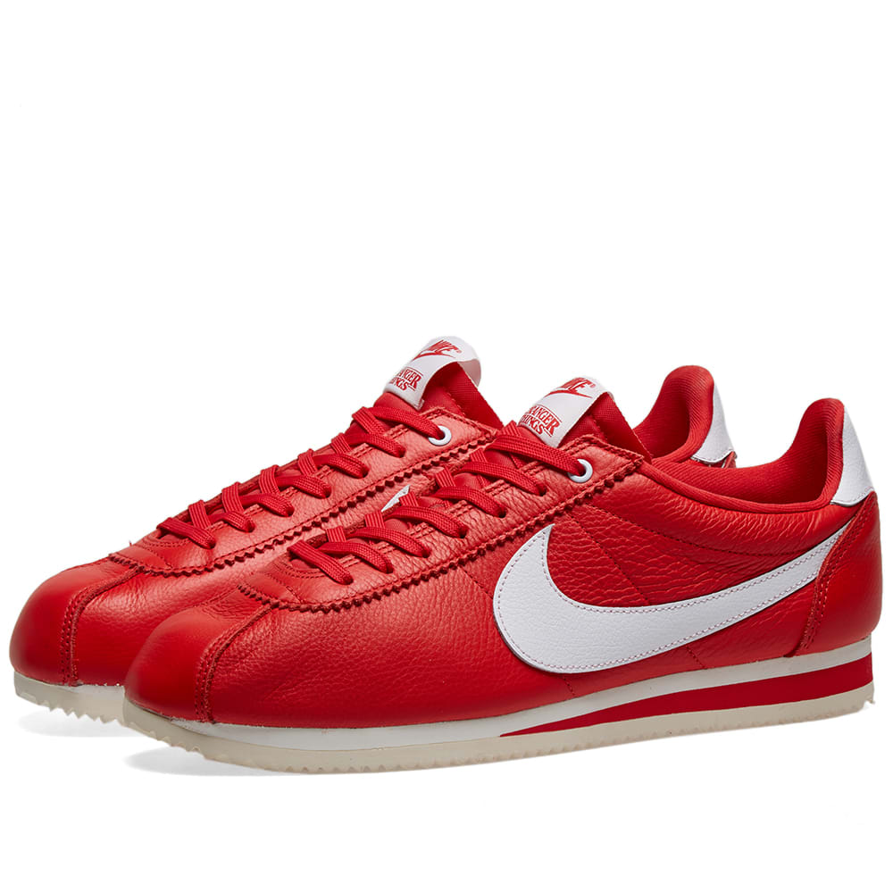 best service 1258d e9af8 Nike x Stranger Things Classic Cortez