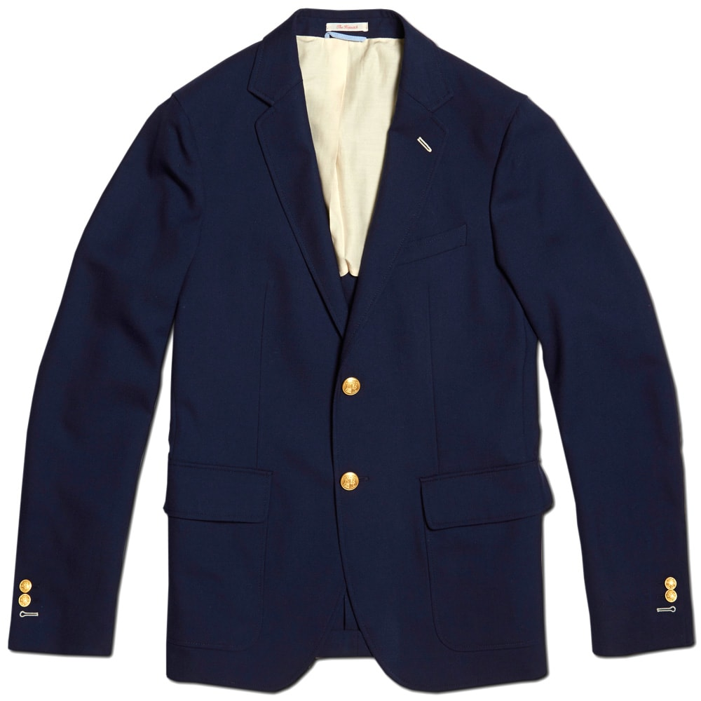 f3303be14 GANT Rugger 2 Button Hopsack Blazer