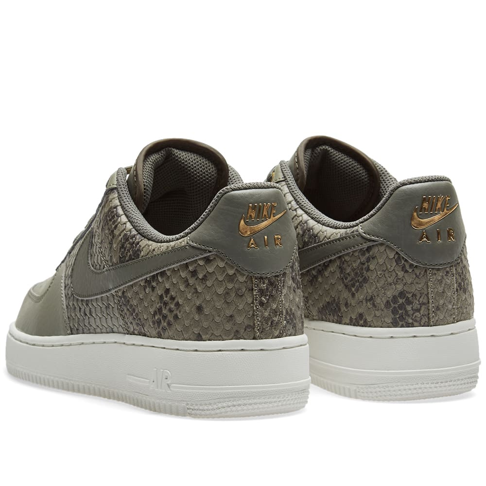 competitive price b2ff7 0413c Nike Air Force 1 07 LV8 Dark Stucco   River Rock   END.
