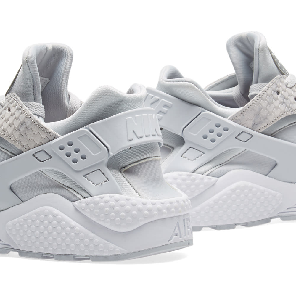 new product bee2f 75167 Nike Air Huarache Run Premium W Pure Platinum   White   END.