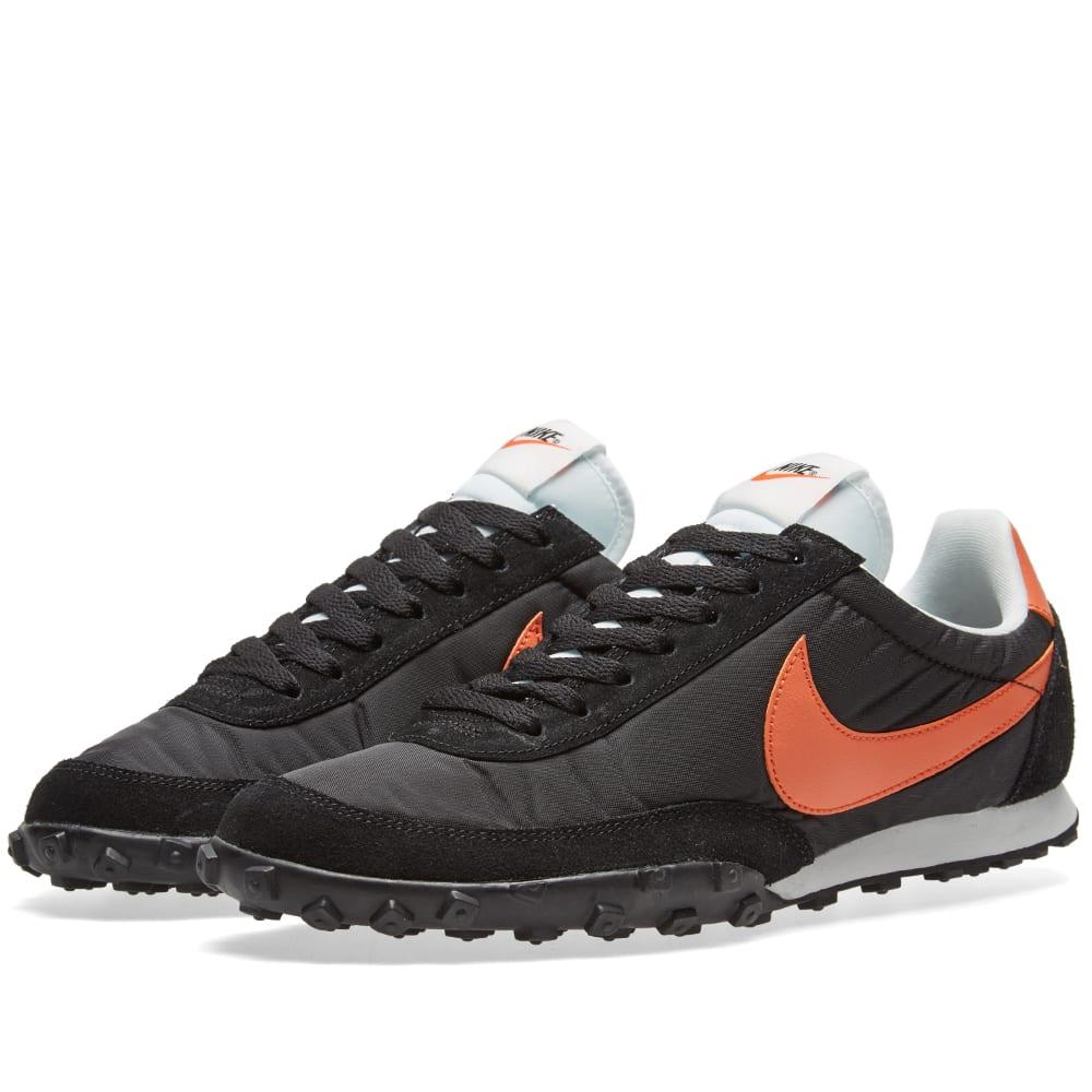 4a84f5b6bfd0 Nike Waffle Racer Black