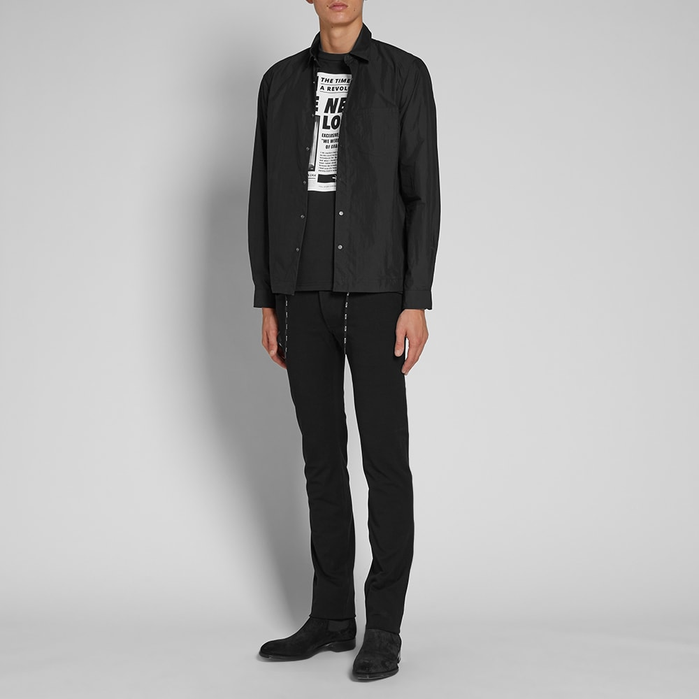DIOR HOMME Tops DIOR HOMME NEW LOOK PRINT TEE