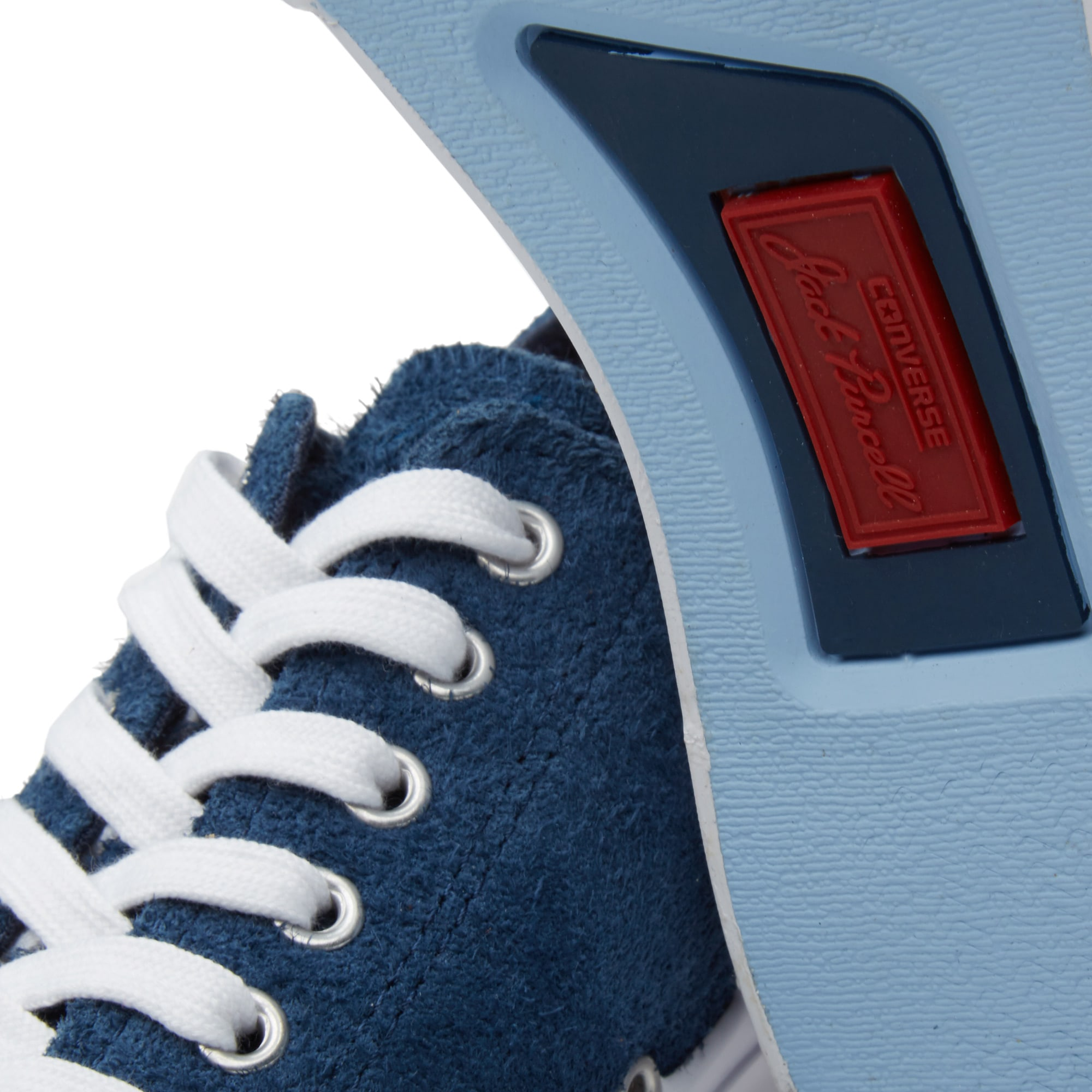 3960bcf09cf8 Converse Jack Purcell Suede Navy   White