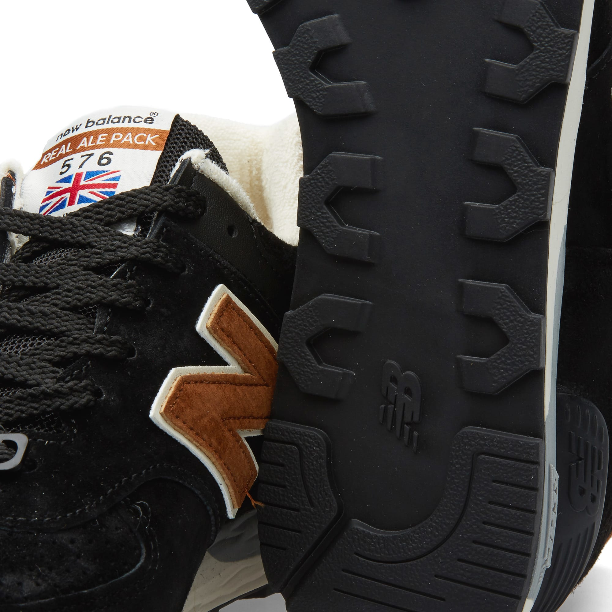 Acusador Perder Cerebro  New Balance M576AKT 'Real Ale' - Made in England Ye Old Flimby Prime | END.