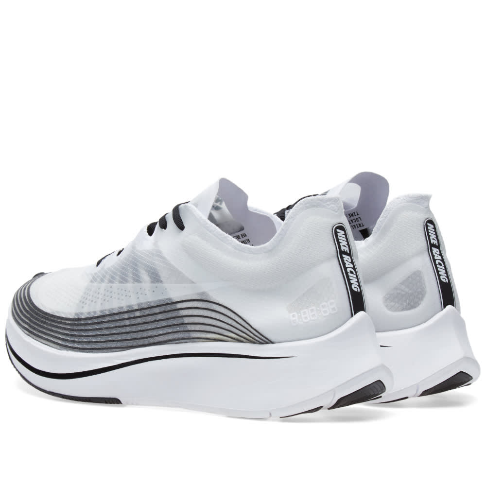 20d7ace9401b1 NikeLab Zoom Fly White   Black