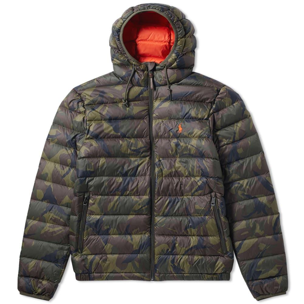 Polo Ralph Lauren Lightweight Hooded Down Jacket Vintage