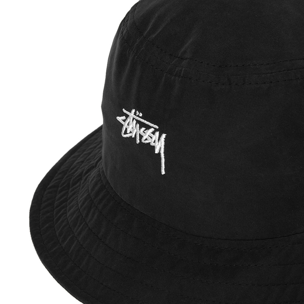 f08b5d1884d Stussy Stock Bucket Hat Black