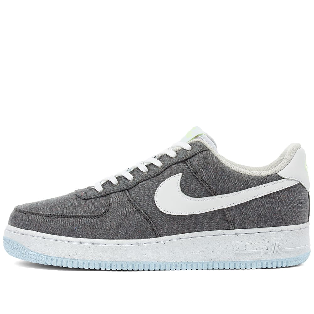 cepillo intercambiar chorro  Nike Air Force 1 07 LX Move To Zero Grey, White & Volt | END.