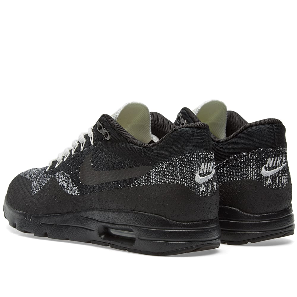 sale retailer 42a29 c5fa0 Nike W Air Max 1 Ultra Flyknit Black, Anthracite   White   END.