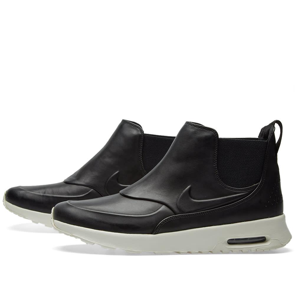 classic fit 82145 5558c Nike W Air Max Thea Mid Black   Sail   END.