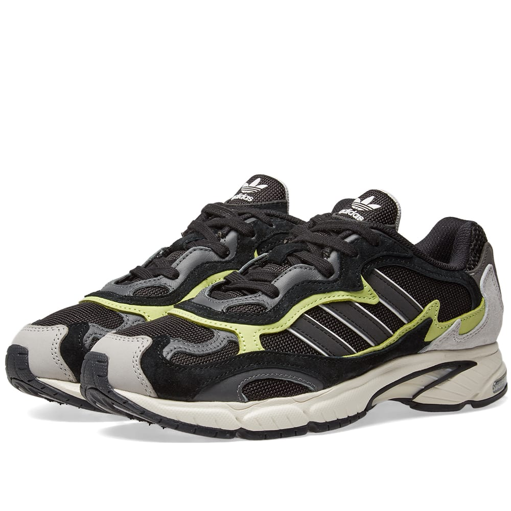 venta reino unido elegir original los más valorados Adidas Temper Run Black & Glow   END.