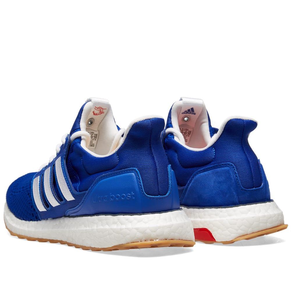 27e81efe3b330 Adidas Consortium x Engineered Garments Ultra Boost Blue