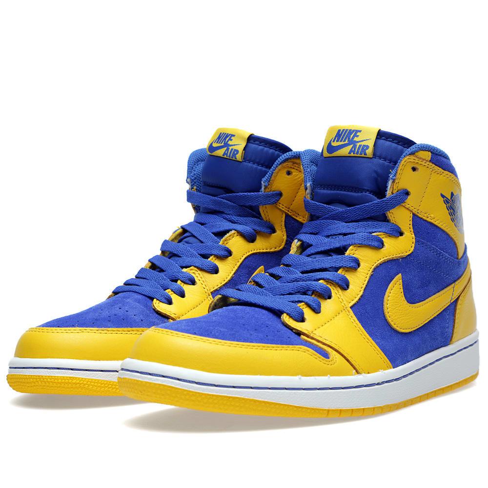 76b18da460cf0d Nike Air Jordan 1 Retro High OG  Laney  Varsity Maize