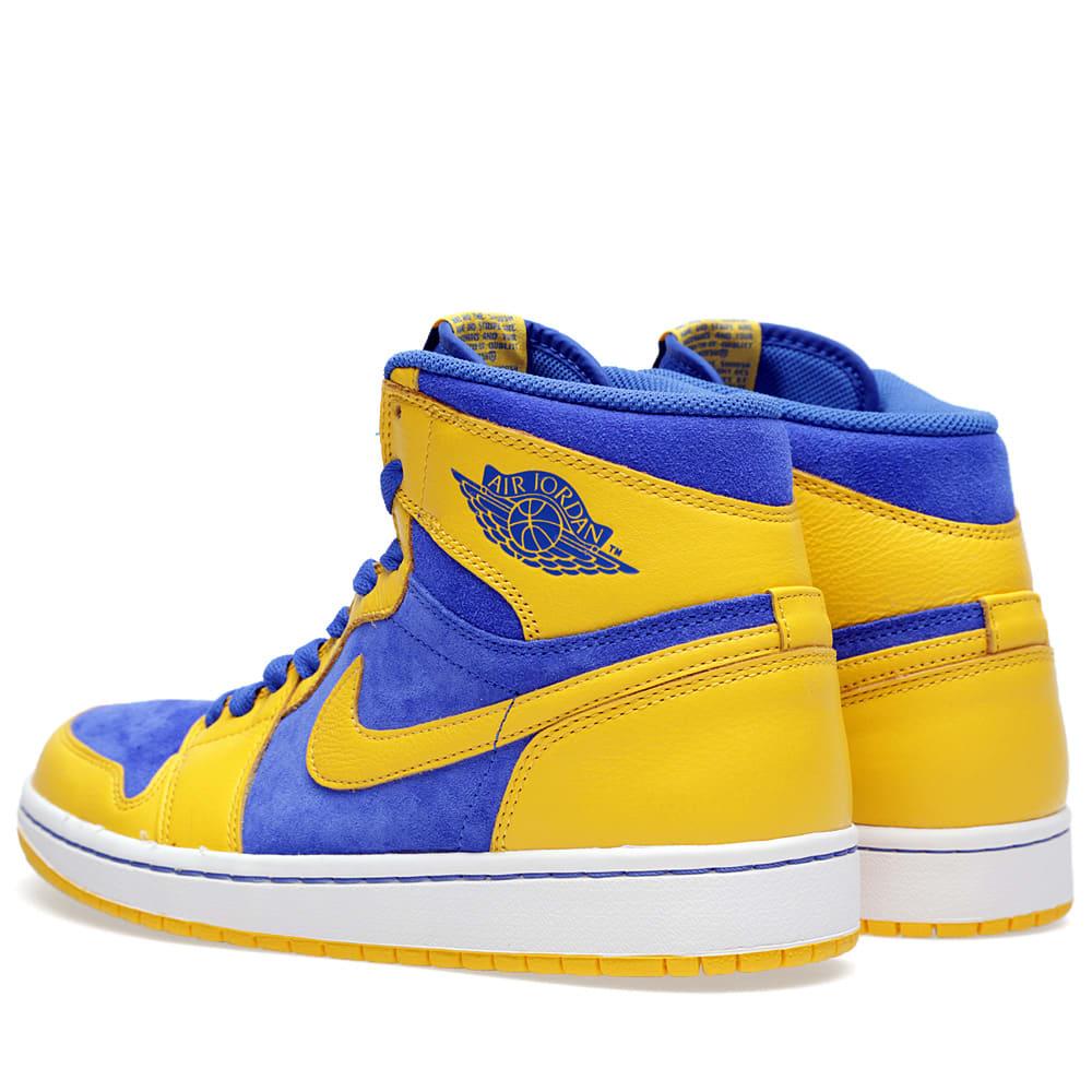 01360402f6c Nike Air Jordan 1 Laney