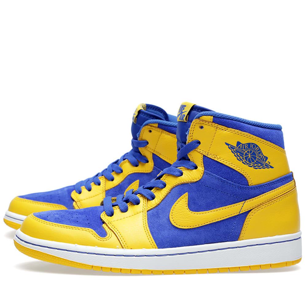 buy popular 28a66 d23bf Nike Air Jordan 1 Retro High OG  Laney
