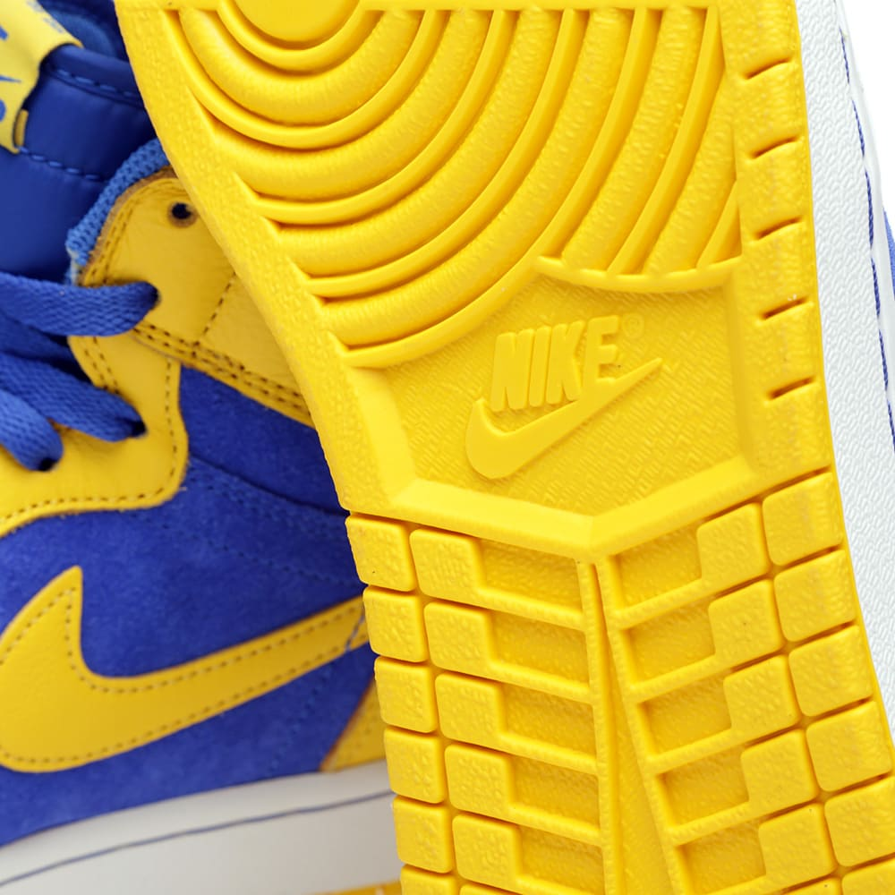 new style 66b8c b25ad Nike Air Jordan 1 Retro High OG  Laney  Varsity Maize   END.