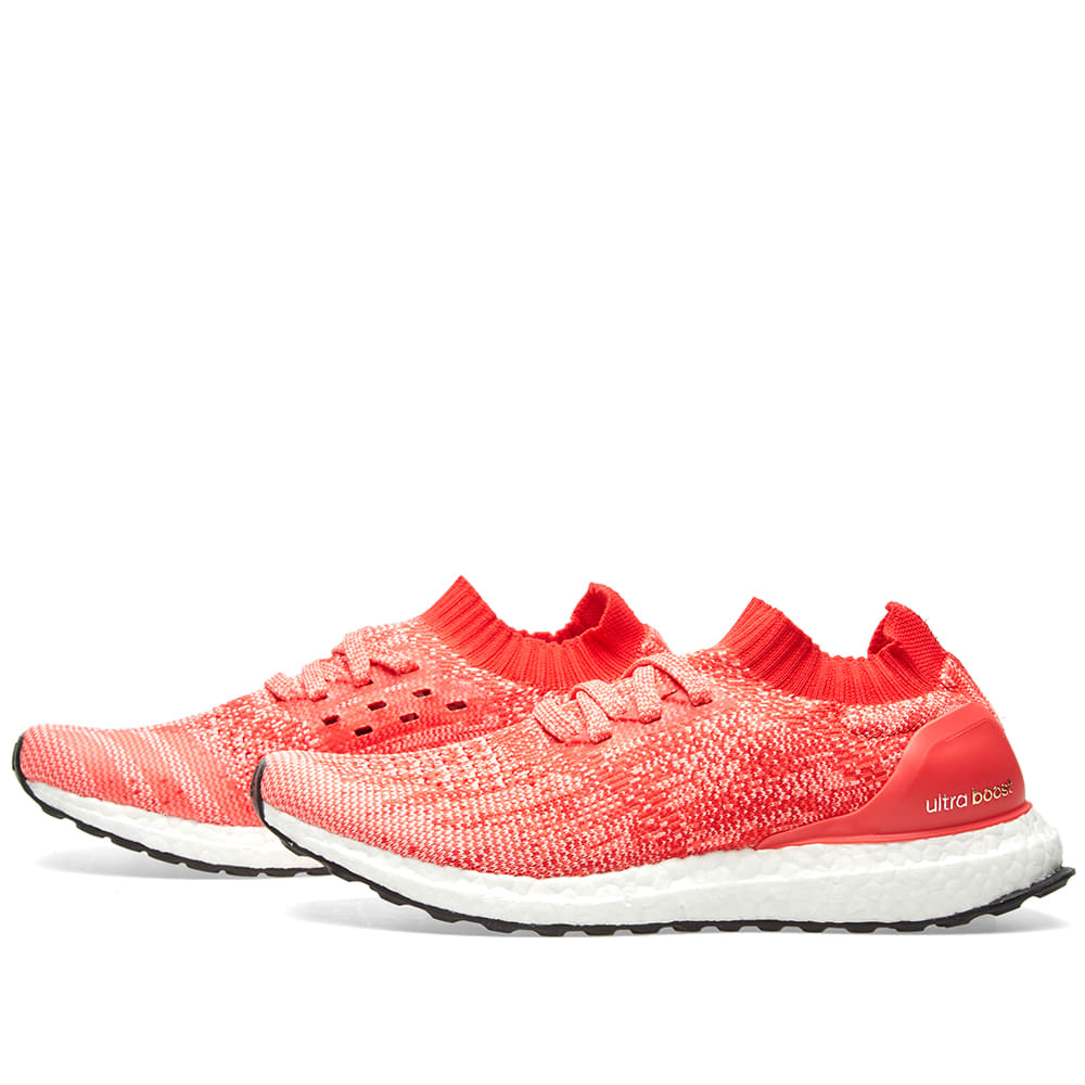0faaed4f04a15 Adidas Women s Ultra Boost Uncaged W Ray Red   Shock Pink