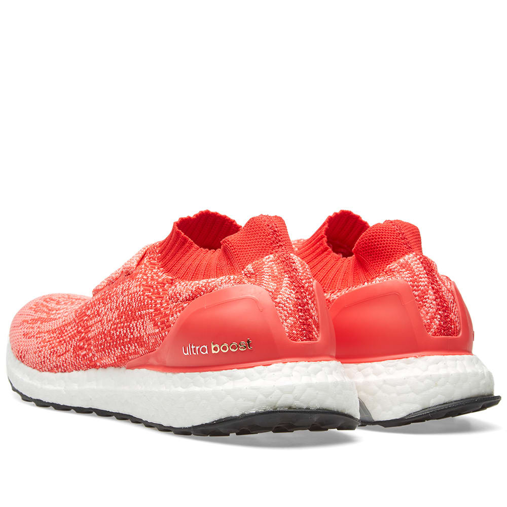 best sneakers 1bb47 ea4d4 Adidas Women s Ultra Boost Uncaged W. Ray Red   Shock Pink