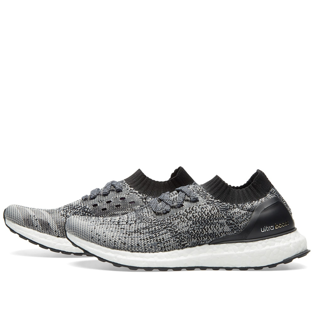 b9d315f27ed Adidas Women s Ultra Boost Uncaged W Core Black   Solid Grey