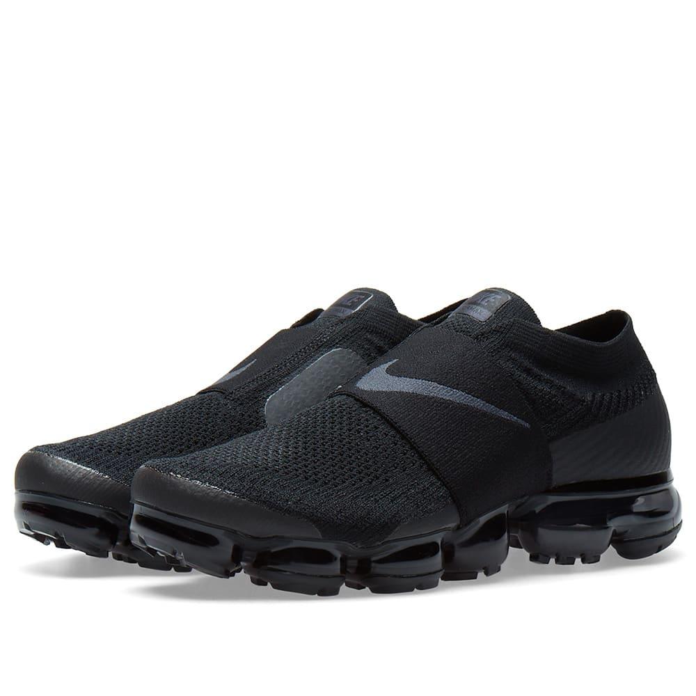 4f9d2030af94 Nike Air VaporMax Flyknit Moc W Black   Anthracite