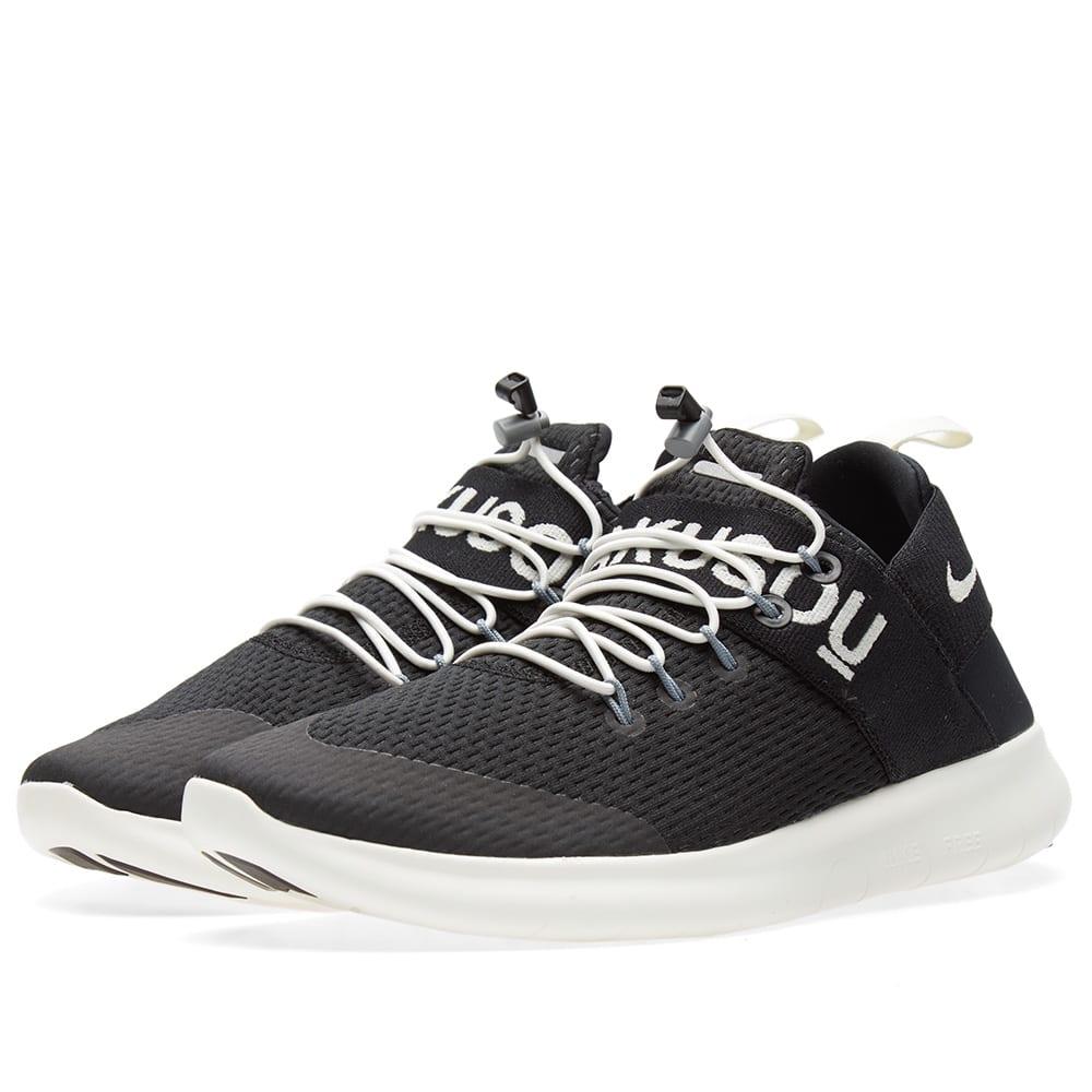 sale retailer 78215 93265 Nike x Undercover Gyakusou Free Run Commuter 2017 Black, Sail   Cool Grey    END.