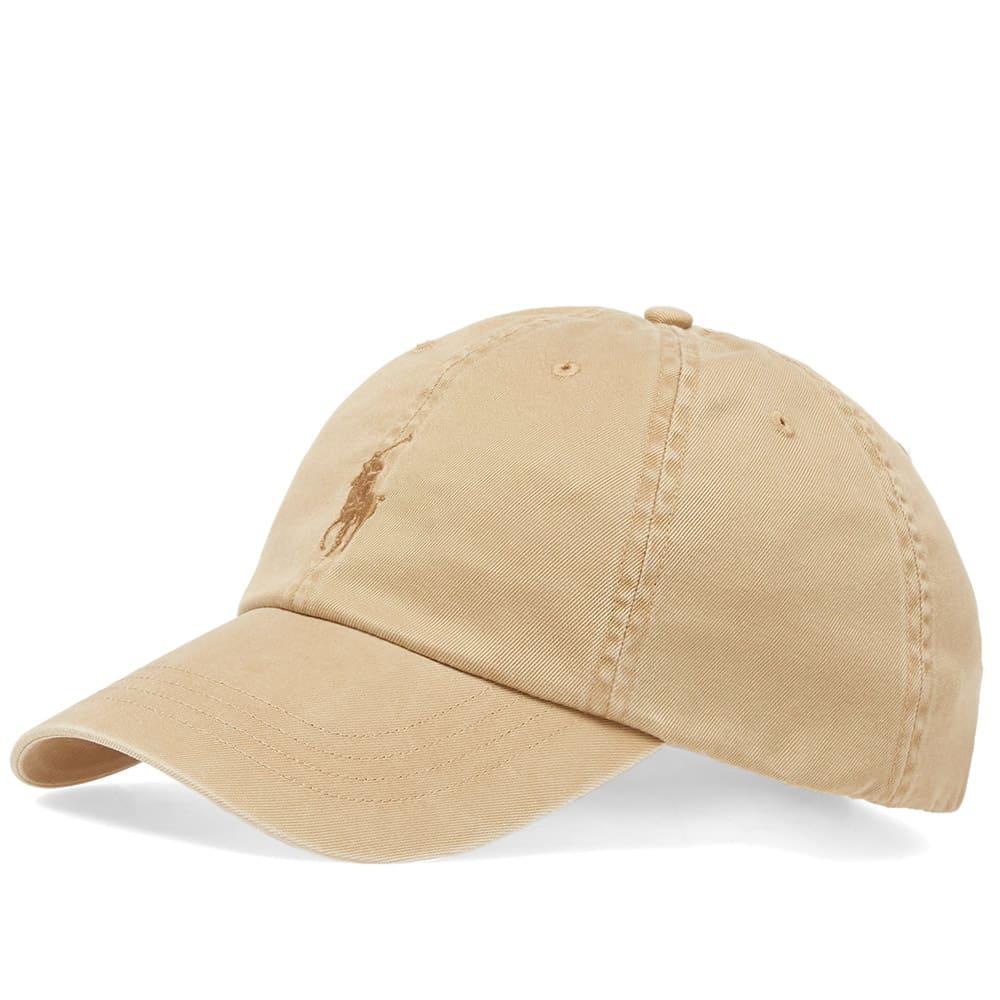f6669a141f836 Polo Ralph Lauren Sport Baseball Cap Luxury Tan