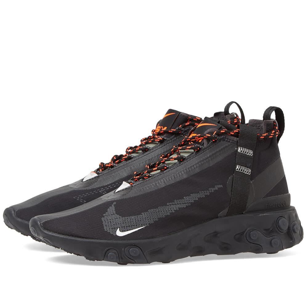 764c5e35e42eb Nike React Runner Mid WR ISPA Black