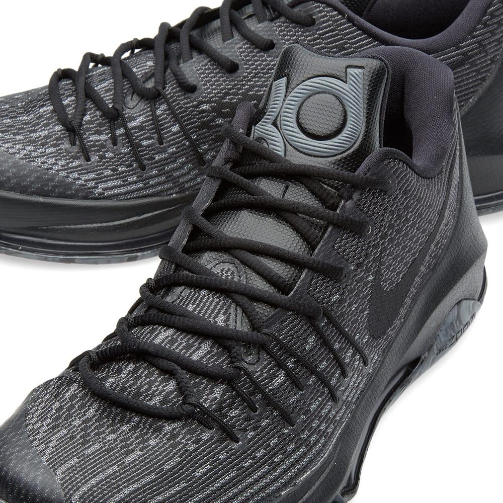 Nike KD 8 'Blackout' Black | END.