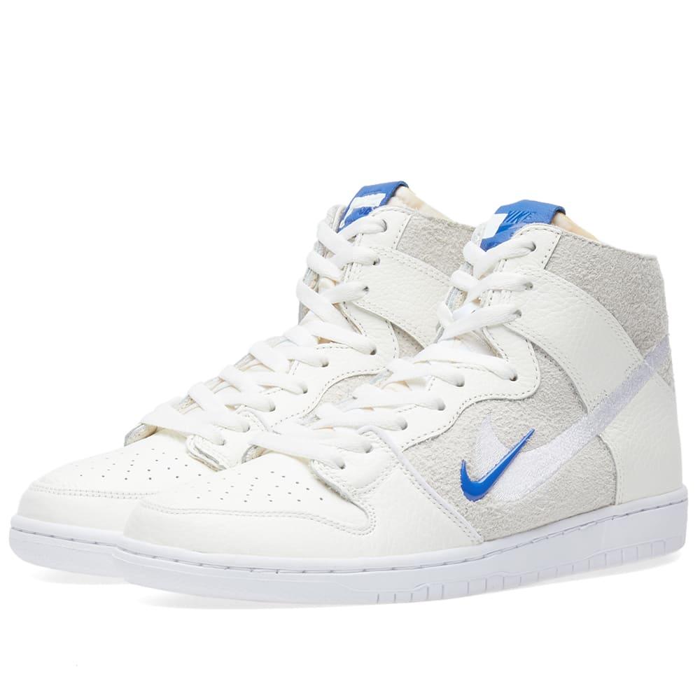 buy popular d3819 6a266 Nike x Soulland SB Zoom Dunk High Pro QS