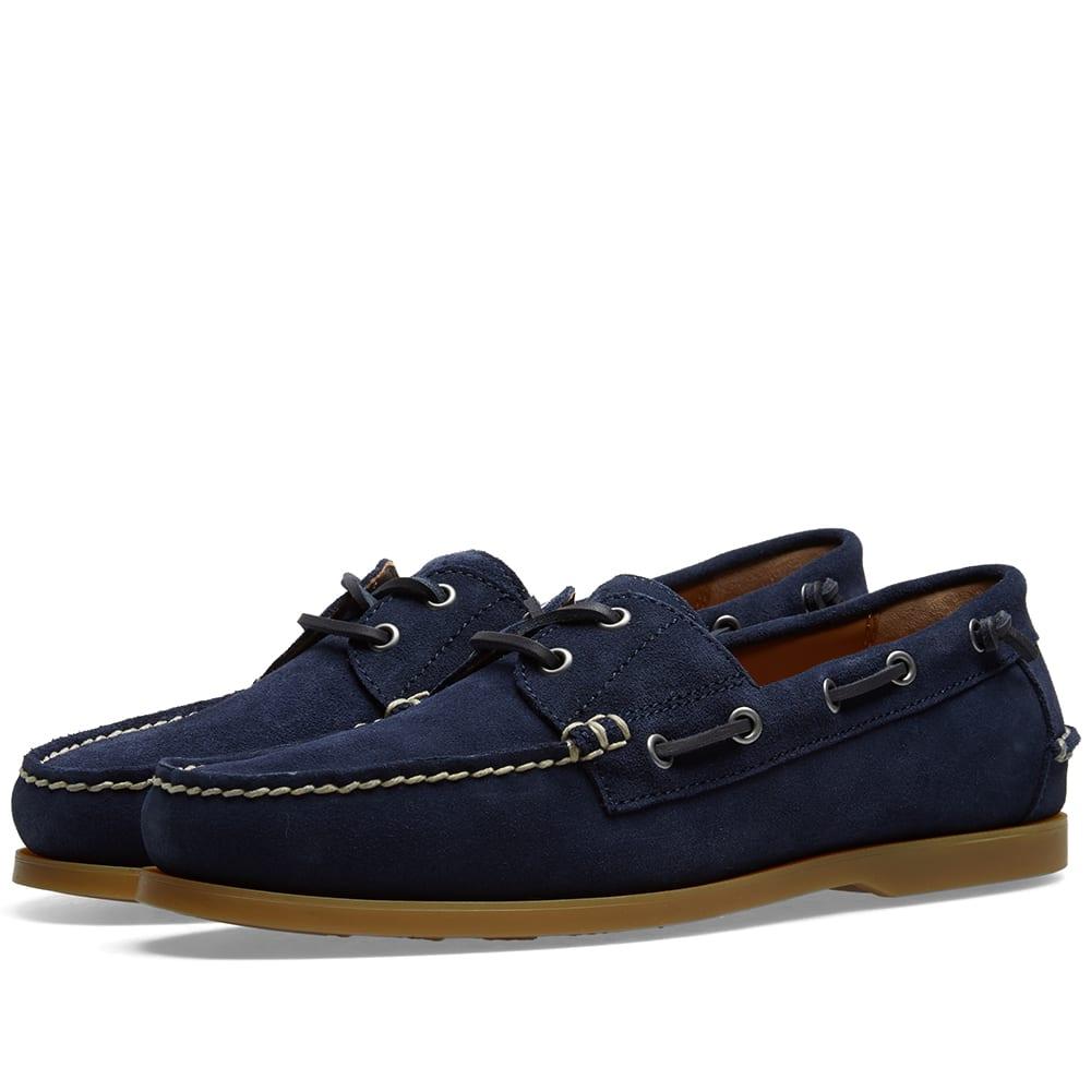 1ad1198d Polo Ralph Lauren Merton Suede Boat Shoe