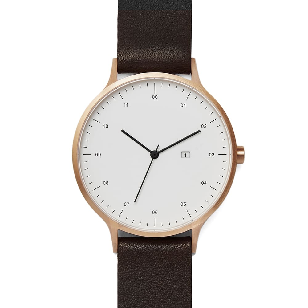 INSTRMNT Instrmnt 01 Watch in Brown
