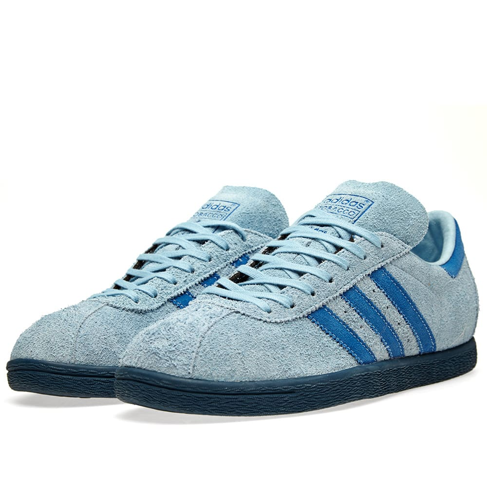 Adidas Tobacco Argentina Blue \u0026 Blue