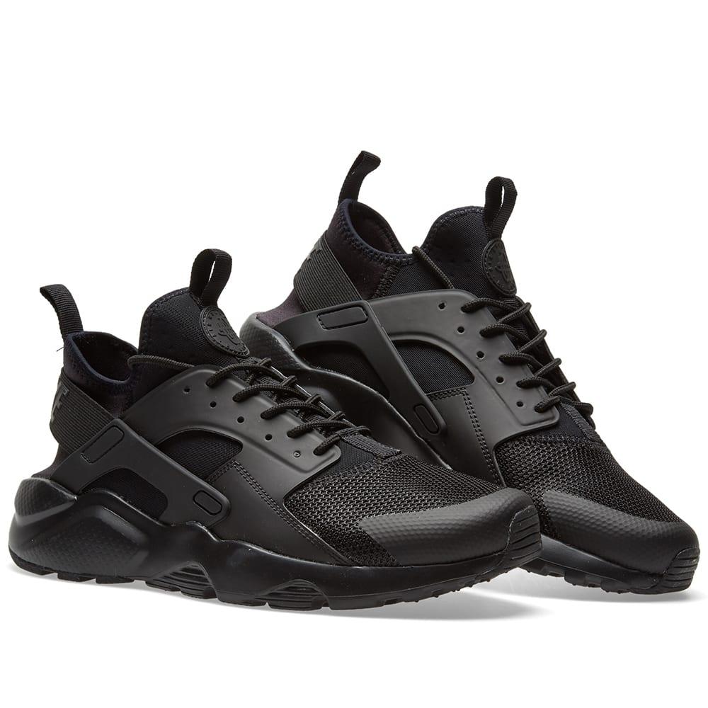 huge selection of 794a8 72c1b Nike Air Huarache Run Ultra. Triple Black
