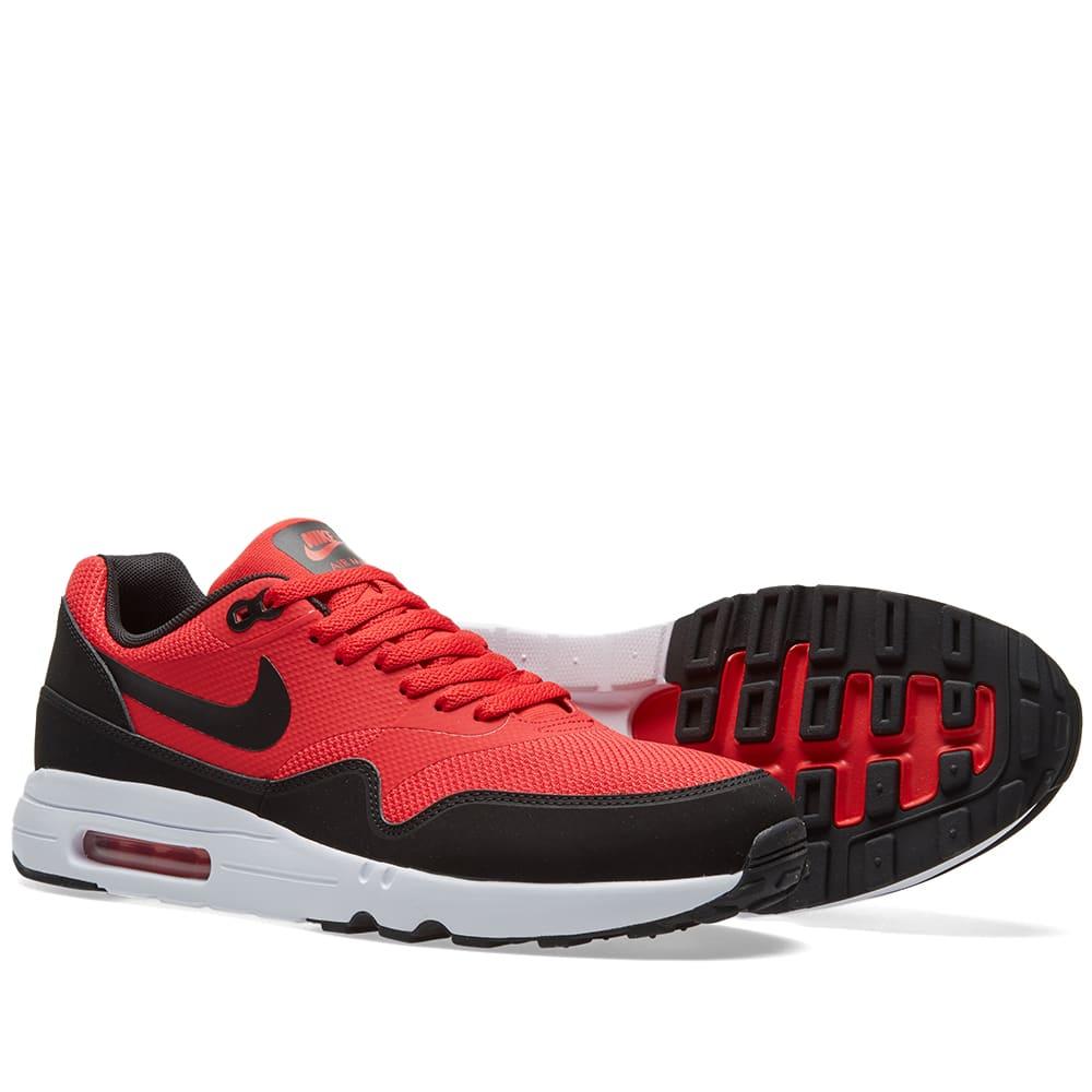 pretty nice de5c0 aae84 Nike Air Max 1 Ultra 2.0 Essential University Red, Black   White   END.