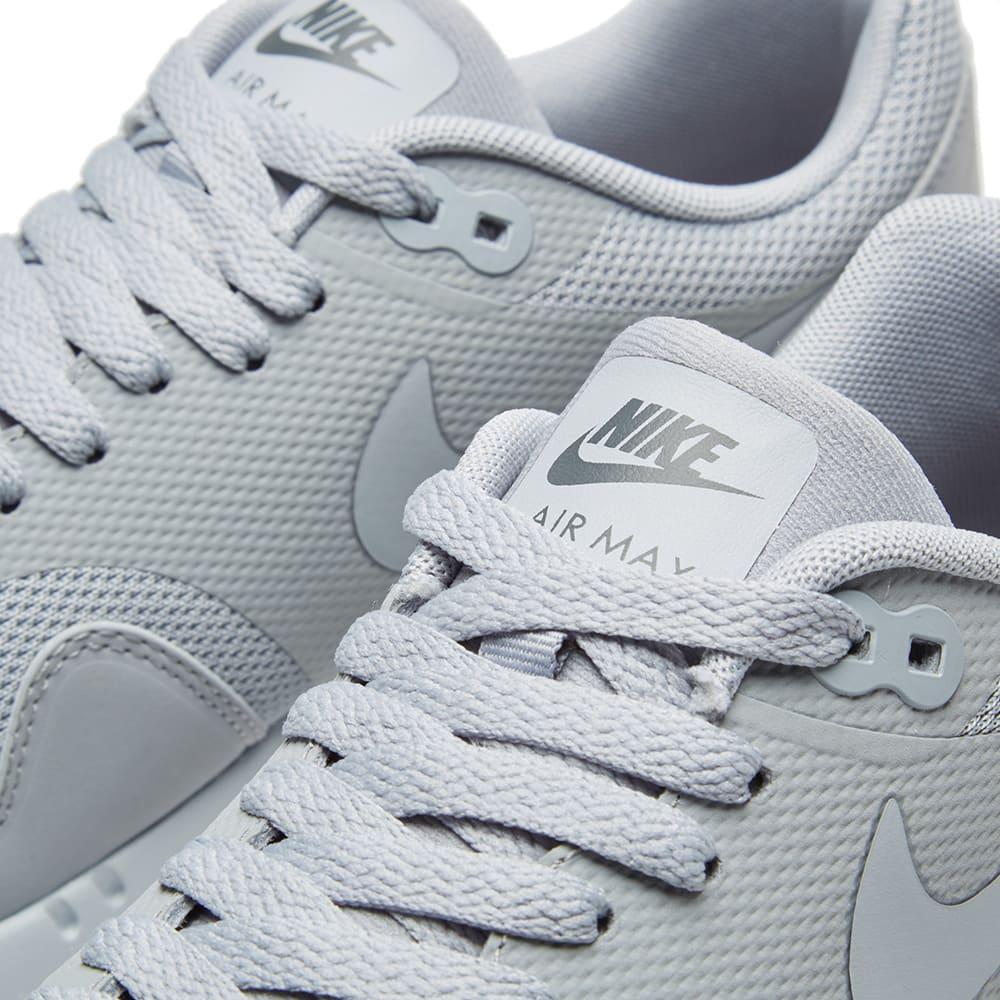 premium selection a7d2d 86e3b Nike Air Max 1 Ultra 2.0 Essential Wolf Grey   Pure Platinum   END.
