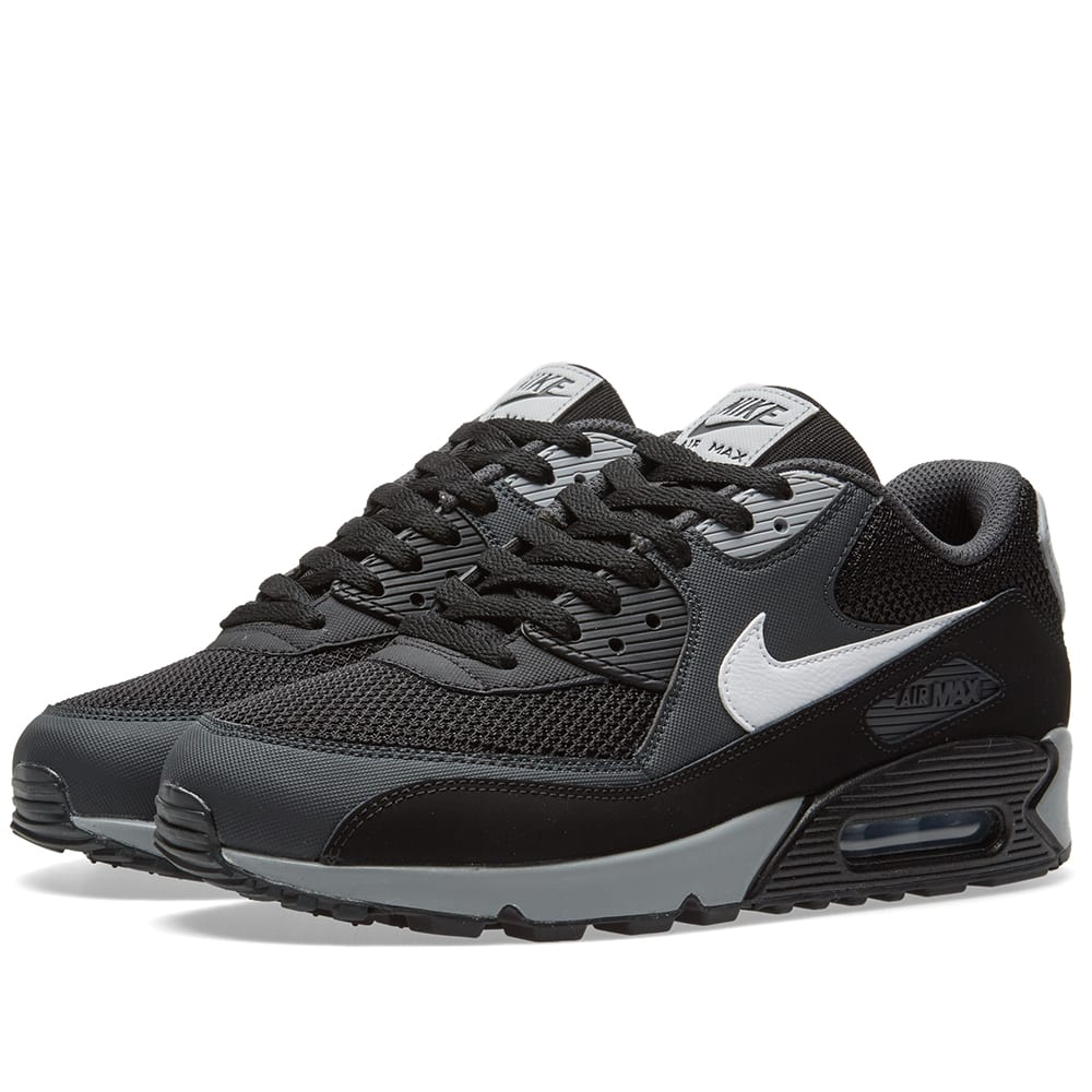 promo code 8056b 49112 Nike Air Max 90 Essential Black, Anthracite   White   END.